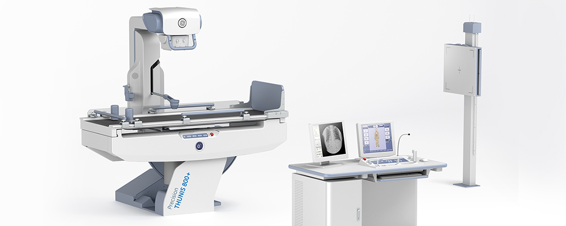 Table de radiologie GE Precision THUNIS 800 3